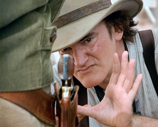 Quentin Tarantino se concentra sobre lo que le inquieta en estos momentos