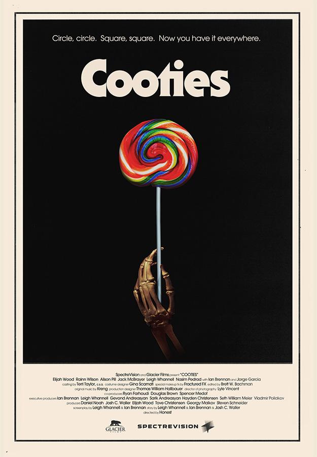 El primer cartel de Cooties que se podrá ver en Sundance