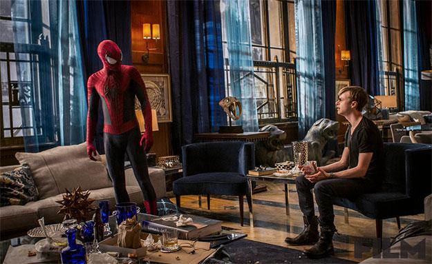 Una nueva imagen de The Amazing Spider-Man: el poder de Electro