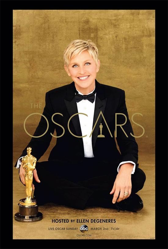 El cartel de este año de los Oscar
