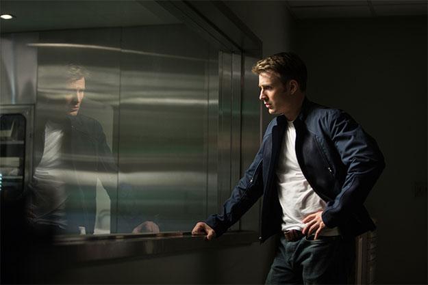 Una nueva imagen de Capitán América: el Soldado del Invierno