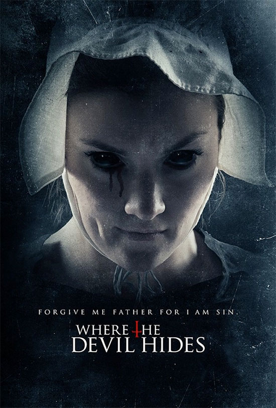 Un nuevo cartel del film de terror Where the Devil Hides