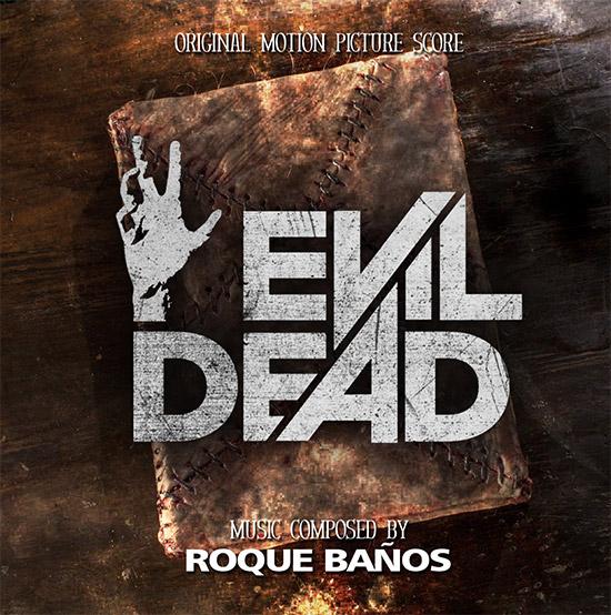 Carátula de la edición especial de Evil Dead por Roque Baños