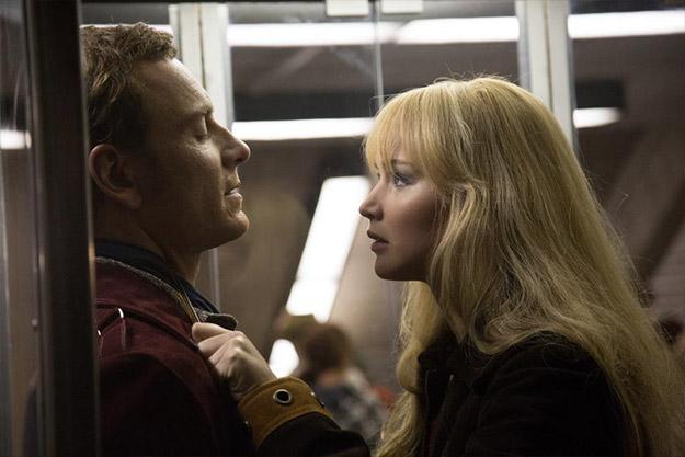 Magneto vs. Mística o Fassbender vs. Lawrence