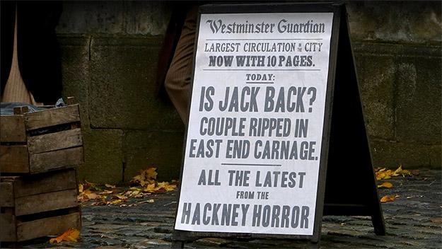 ¿Regresa Jack el destripador?