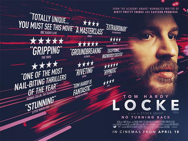 Por ahora el único cartel que circula por la red de Locke