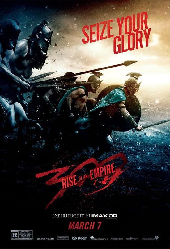 El cartel IMAX de 300: el origen de un imperio