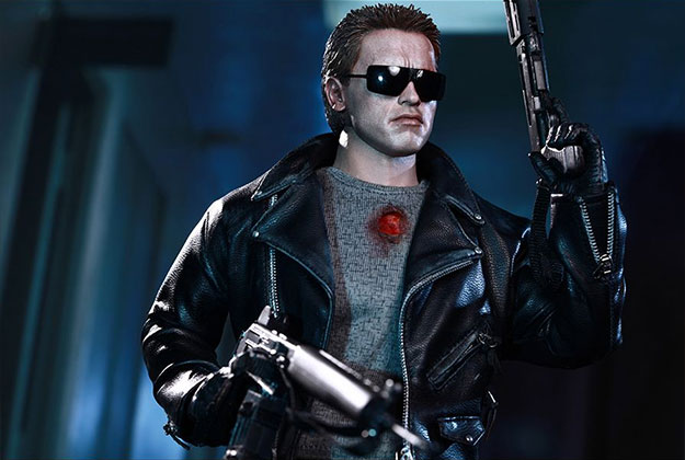 Terminator por HotToys