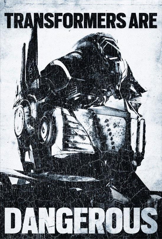 Los transformers son peligrosos