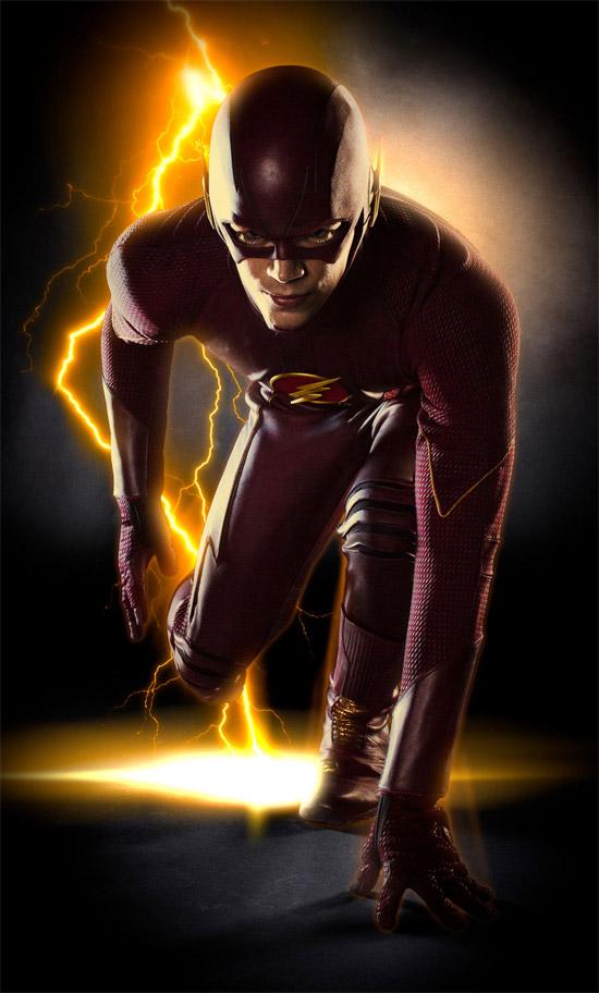 El nuevo traje del nuevo Flash