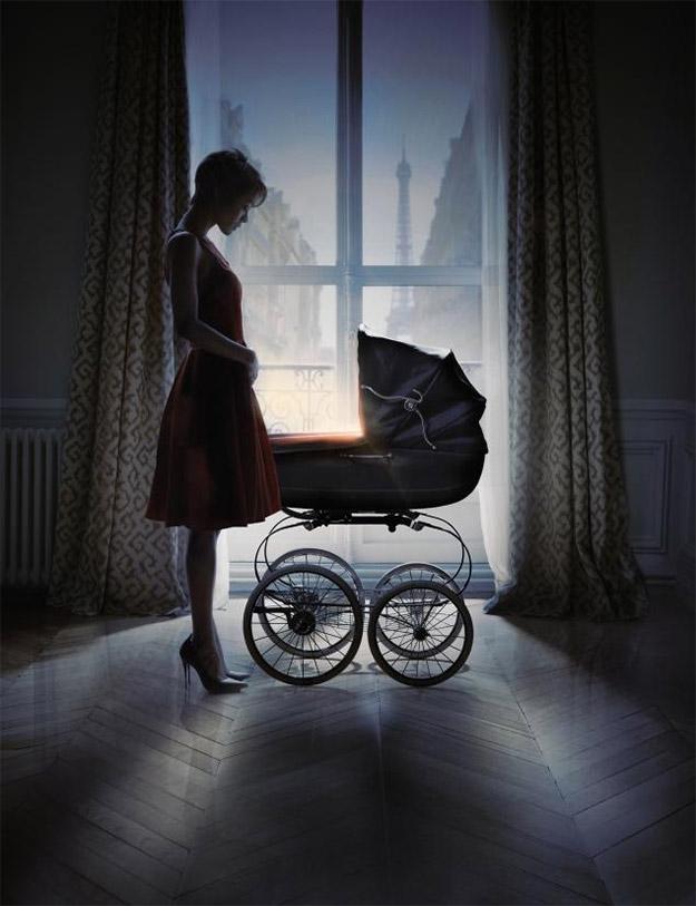 """Primer vistazo oficial a Zoe Saldana en la serie """"Rosemary's Baby"""""""