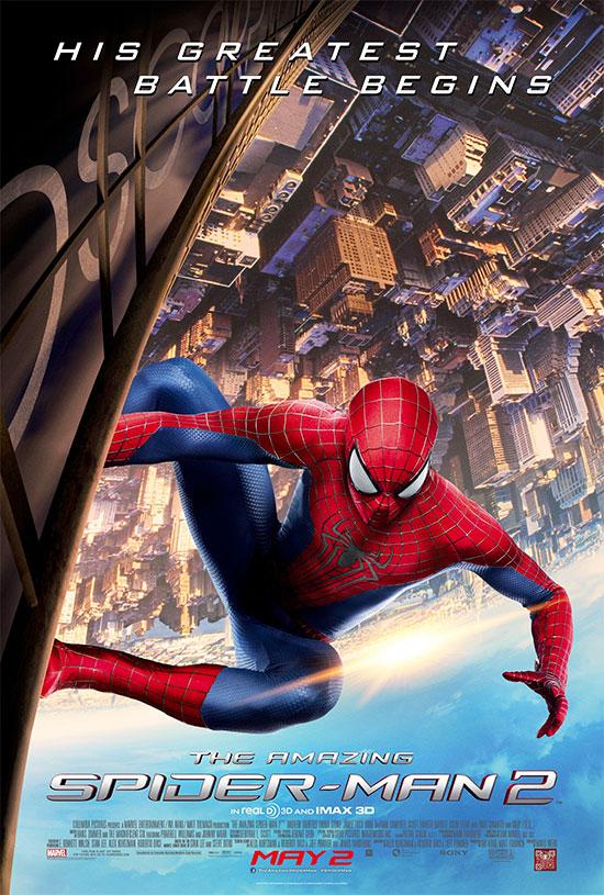 Y otro cartel más de The Amazing Spider-Man 2: el poder de Electro