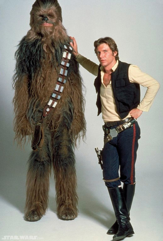 Regresa Chewbacca!