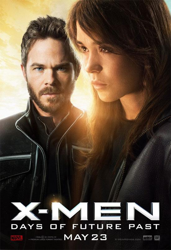 Otro cartel más de X-Men: Días del Futuro Pasado