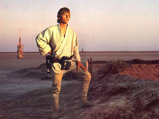 Luke volverá a casa... a tostarse a los soles