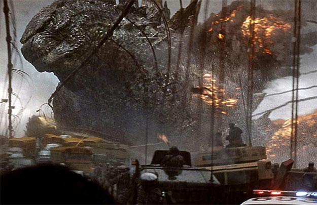 Otro buen vistazo al nuevo Godzilla