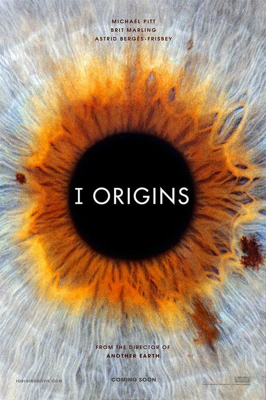 El primer cartel de I Origins, film del que vimos el trailer el otro día