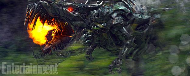 Dinobots... y con esto muchos contentos