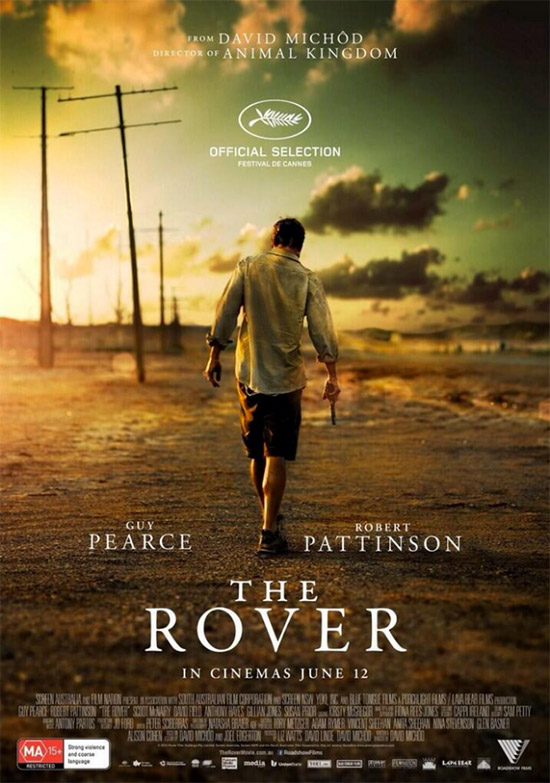 Nuevos carteles de The Rover