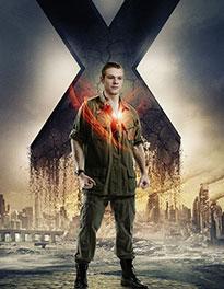 Otro cartel más de X-Men: Días de Futuro Pasado