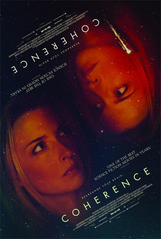 El cartel final de Coherence