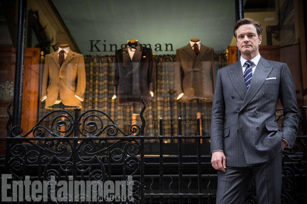 Imagen de Kingsman: The Secrete Service