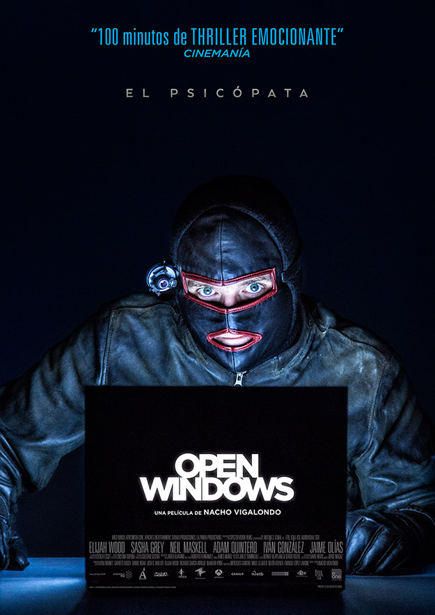 Un nuevo cartel de Open Windows