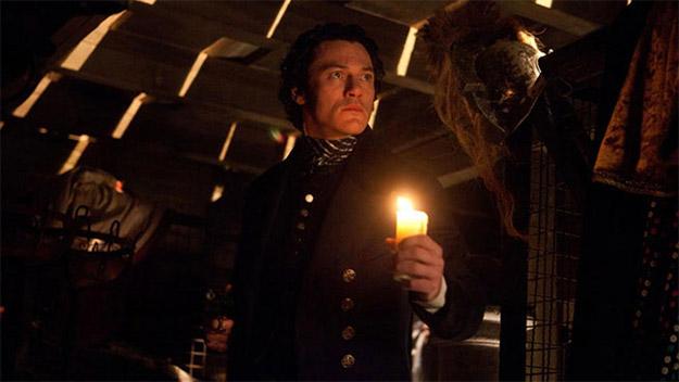 Luke Evans como el Príncipe Vlad... futuro comprometido el que le espera