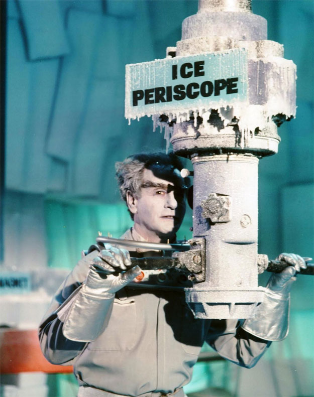 Mr. Freeze AKA Eli Wallach
