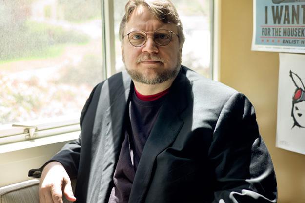 Guillermo del Toro, ilusión desbordante