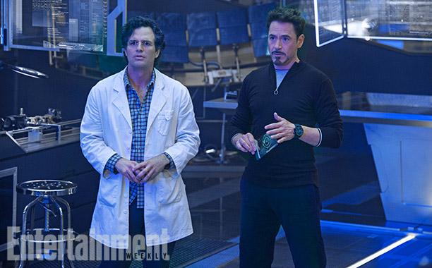 Imagen oficial de Avengers: Age of Ultron