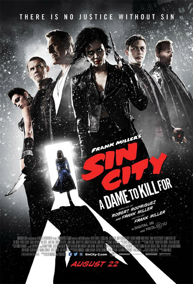 Más Sin City: A Dame to Kill For