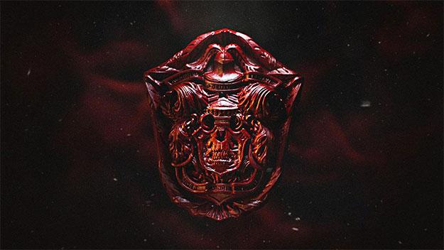 El sello de la mansión Crimson Peak