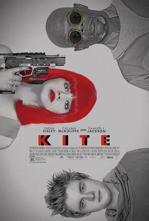 El nuevo cartel de Kite