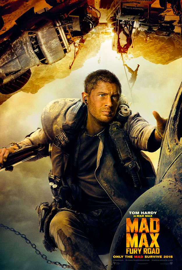 Cartel de Mad Max: Fury Road