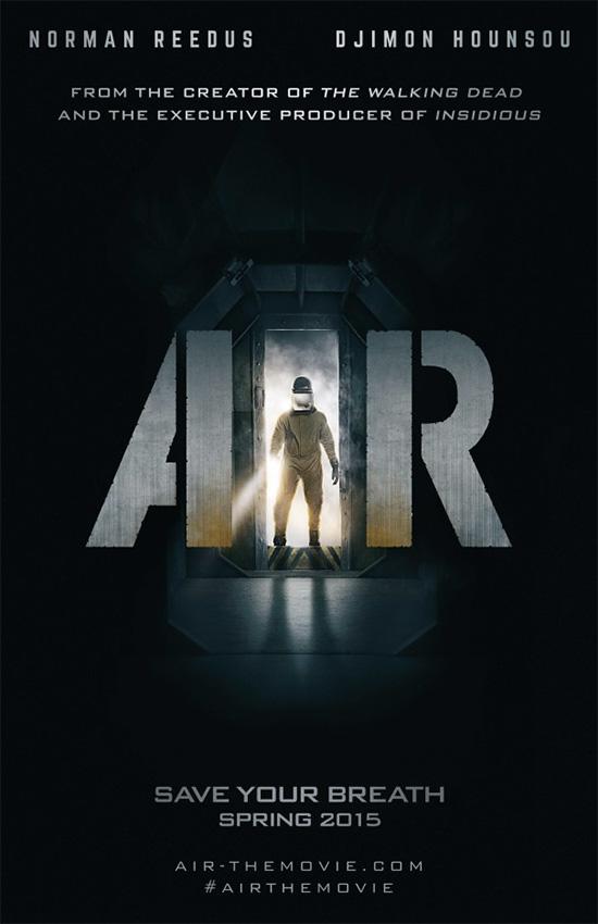 El cartel de AIR... miedo