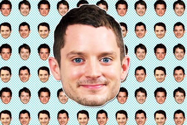 Can You Tell Younger Elijah Wood From Older Elijah Wood?