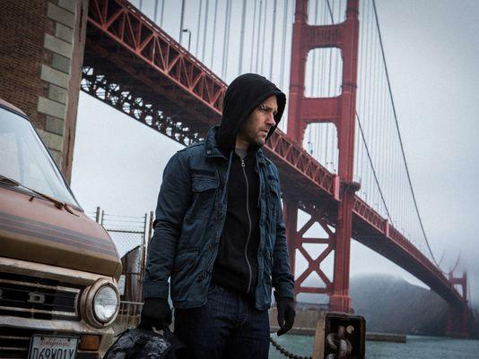 Paul Rudd como Scott Lang AKA Ant-Man