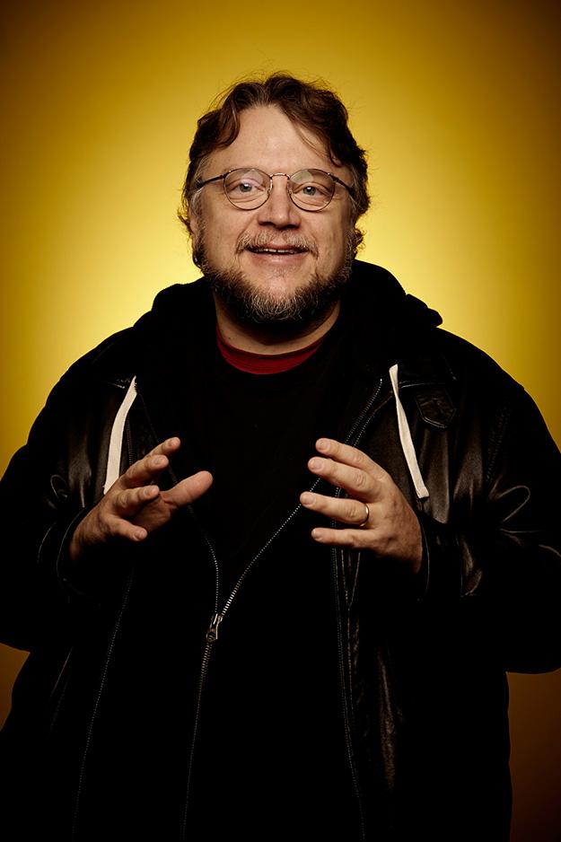 Guillermo del Toro (fotografía de Margaret Malandruccolo)