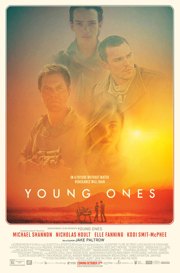 Cartel de Young Ones