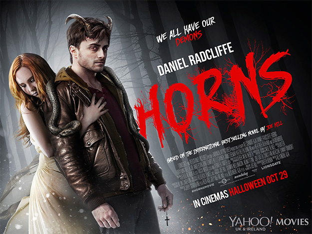 El nuevo cartel de Horns