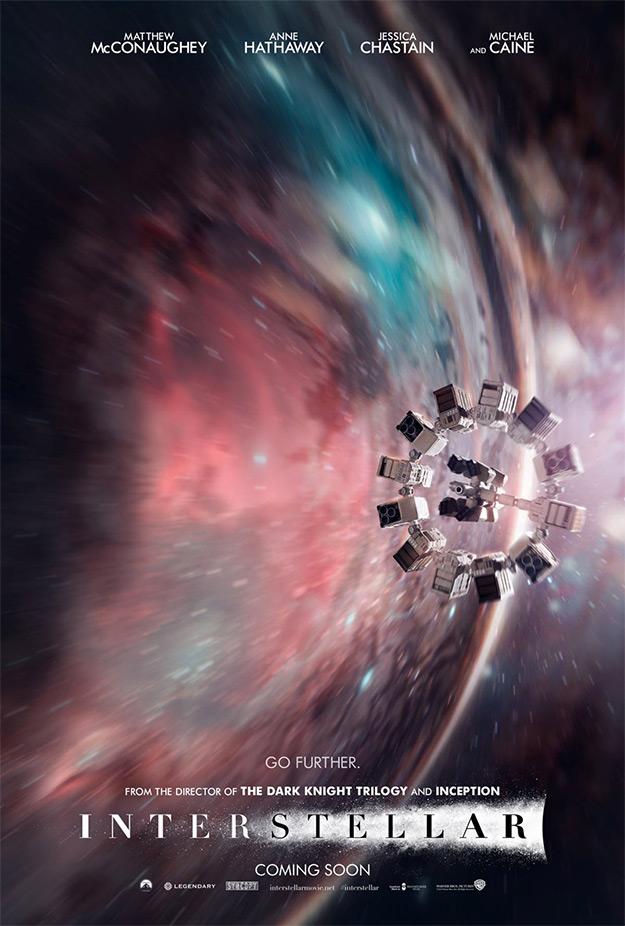 Embárcate en Interstellar