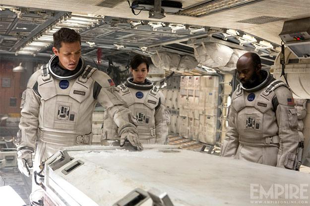 Una nueva imagen de Interstellar