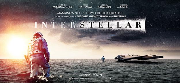 Y otro cartel más de Interstellar... a molar