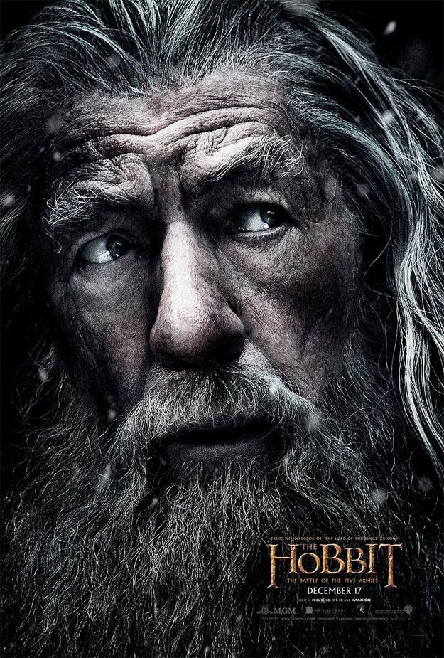 Seguimos con los carteles de El Hobbit: La Batalla de los Cinco Ejércitos