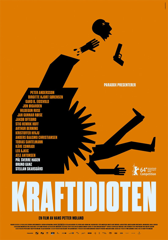 Cartel de la Berlinale de In Order of Disappearance