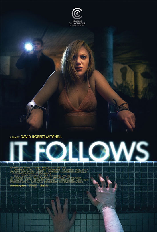 Cartel de It Follows