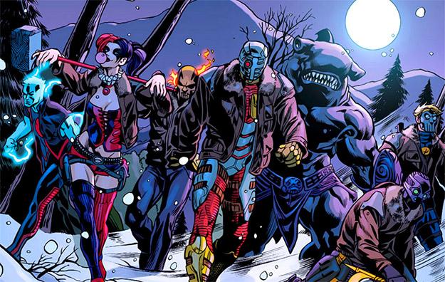 DC se pone seria con Suicide Squad