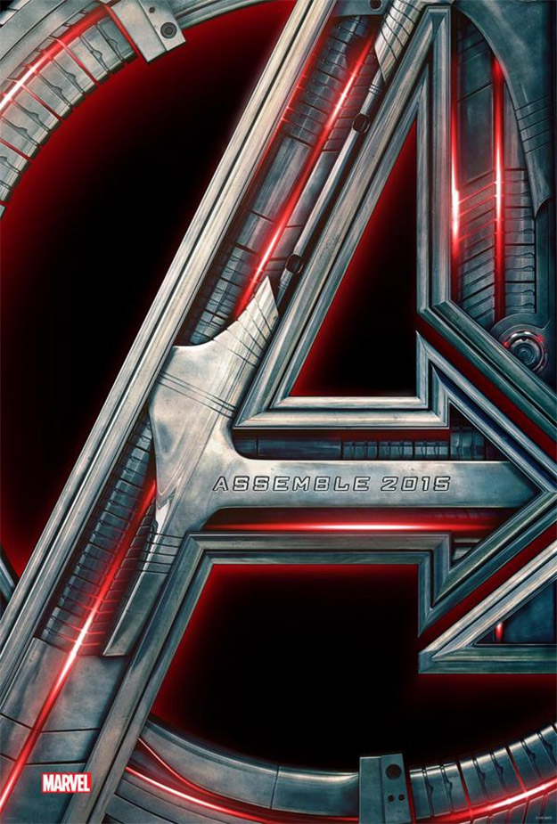 Nuevo cartel de Avengers: Age of Ultron