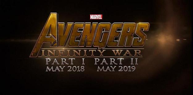Avengers Infinity War será al final dos películas